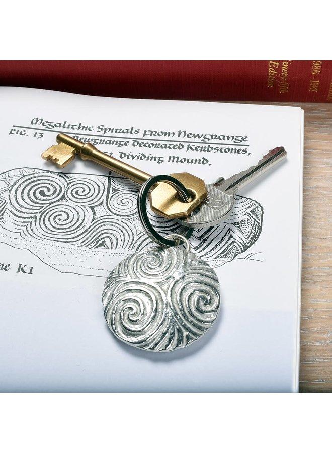 Porte-clés spirale 55