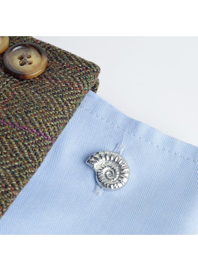 Ammonit Manschettenknöpfe 03