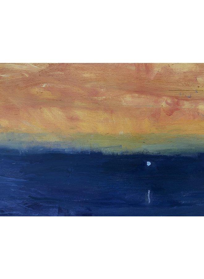 Ein Licht auf See