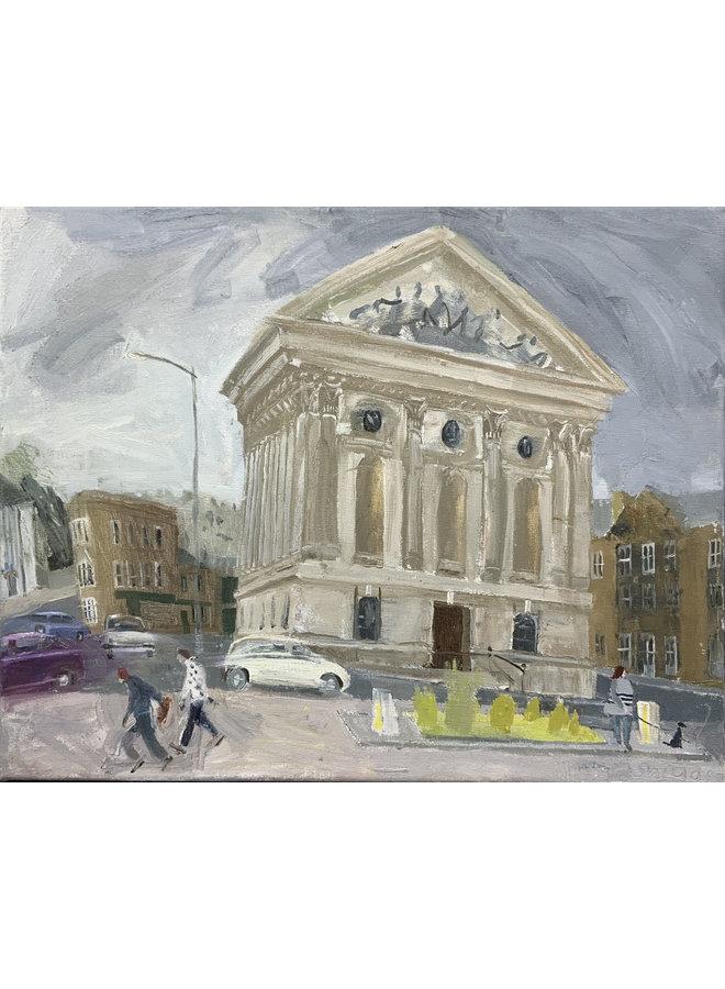 Rathaus von Todmorden