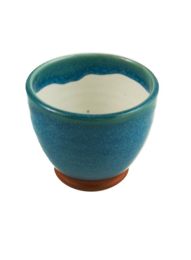 Olive Bowl Turquoise Blue 66