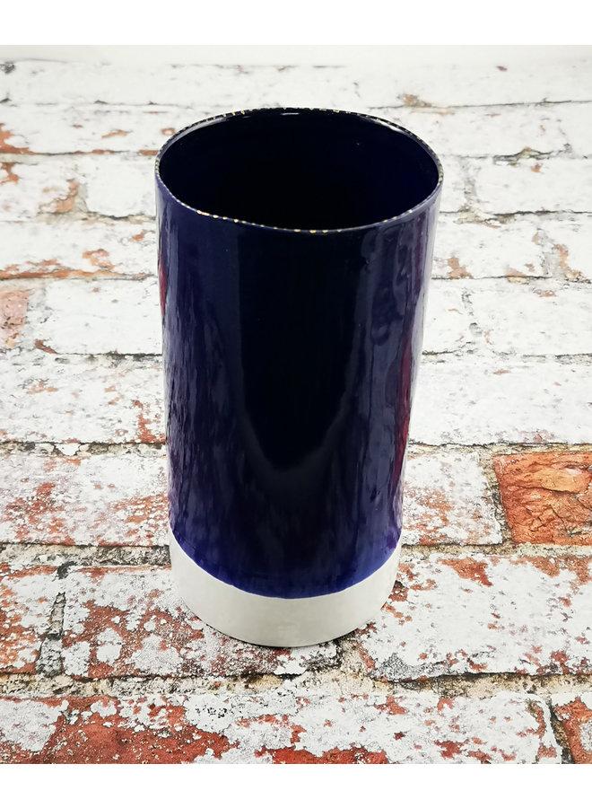 Röhrengefäß Cobalt Large 03