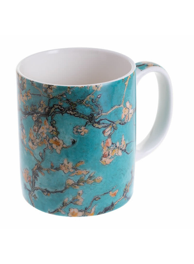 Almond Blossom Van Gogh Mug and Gift Tin 248