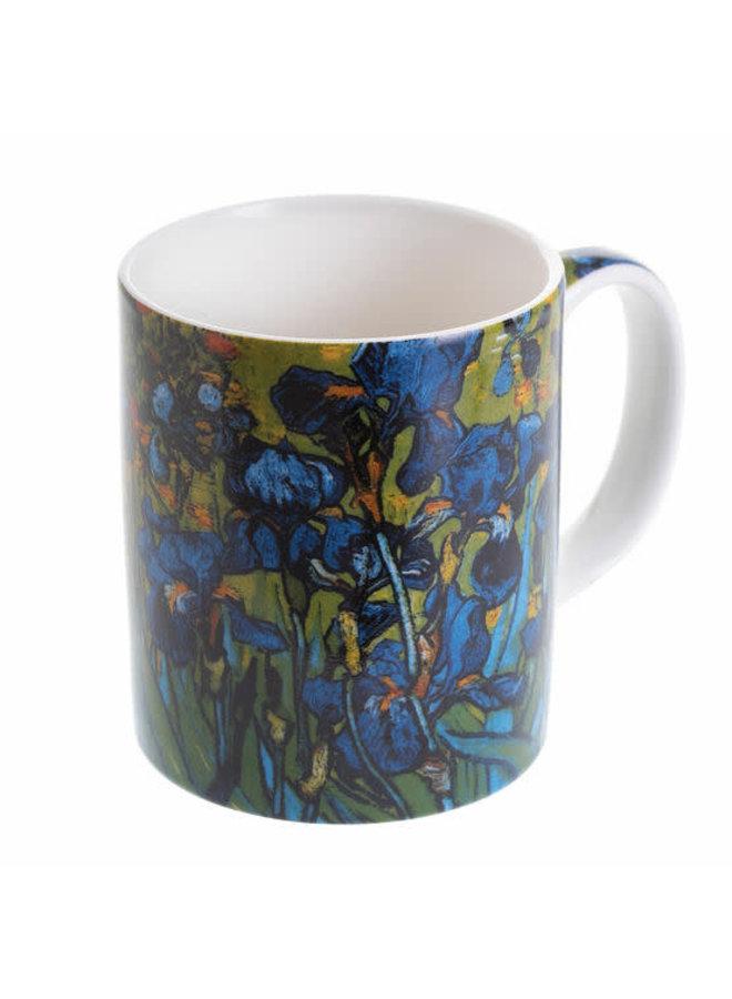 Iris  Van Gogh  Mug and Gift Tin 249