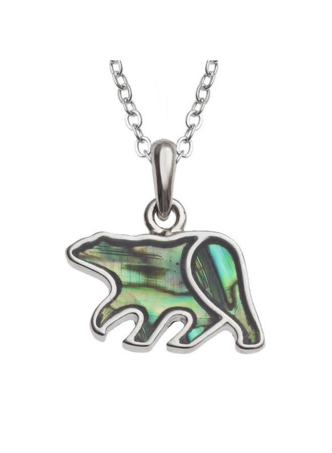 Muschelkette Bear Paua