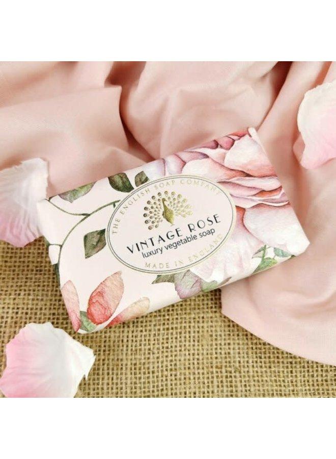 Rose Vintage Gemüseseife