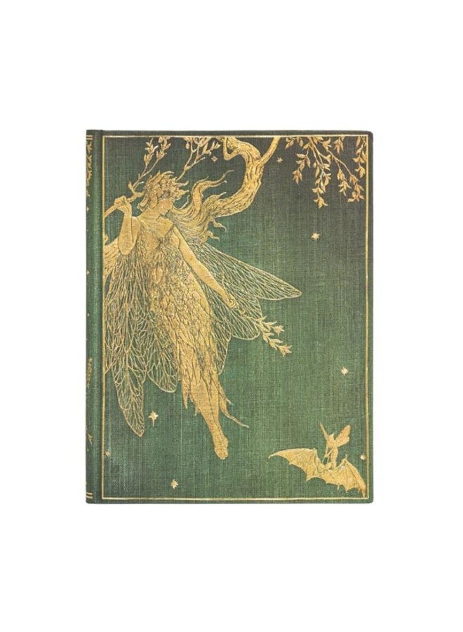 Fairy Olive Ultra Journal Unlined