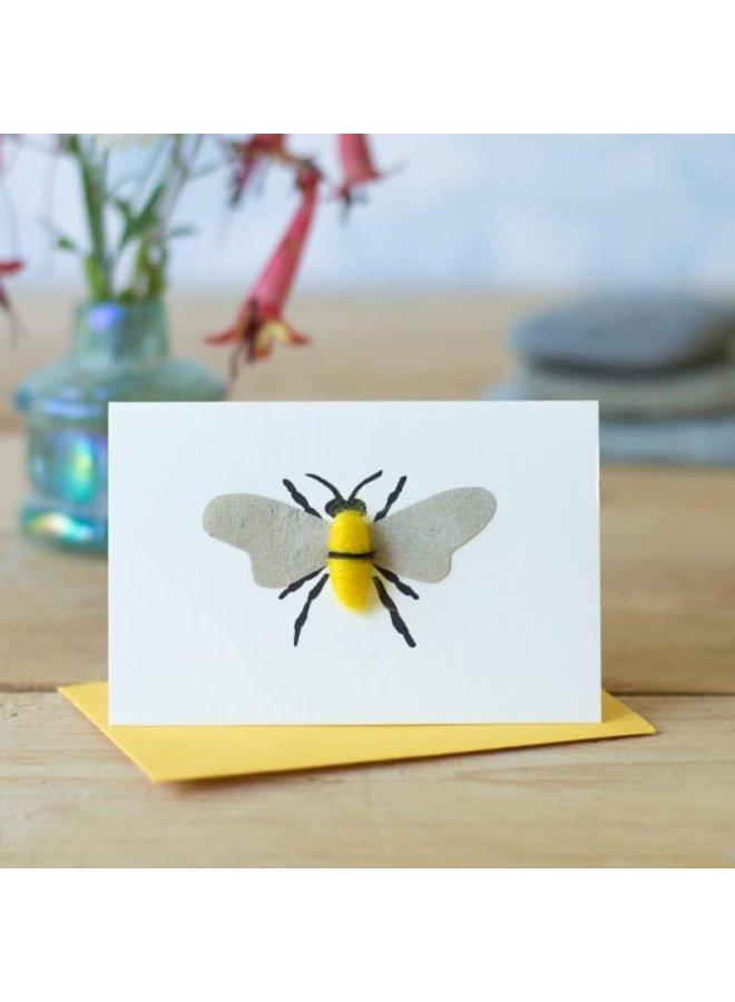 Bee Mini Card 11