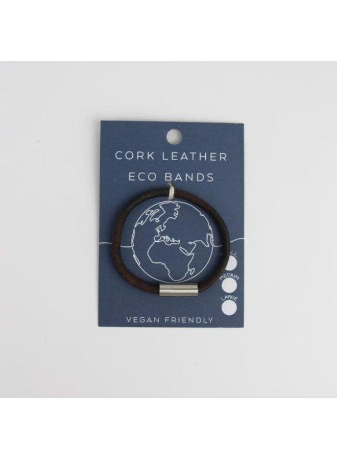 Eco Kork einzelnes magnetisches Raucharmband Small 28
