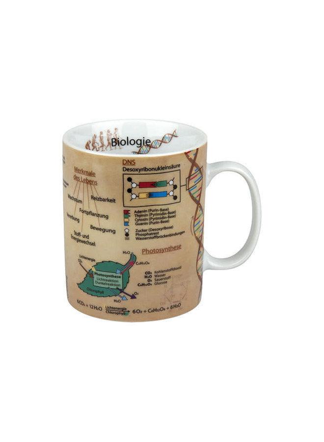 Biology Large Knowledge Mug