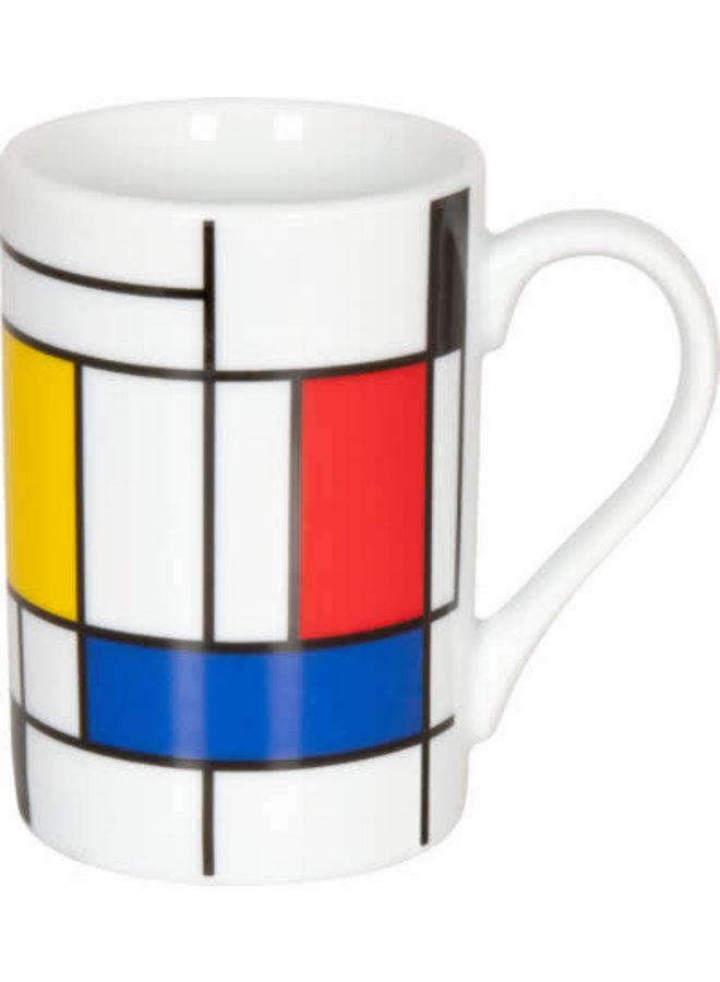 Mondrian Mini-Espresso-Tasse