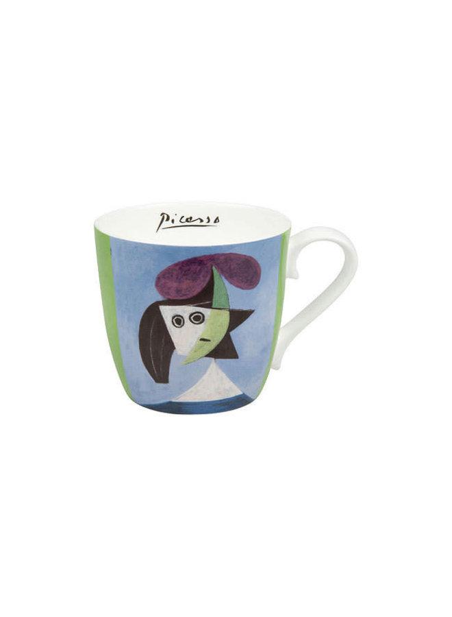 Picasso Femme Au Chapeau Tasse