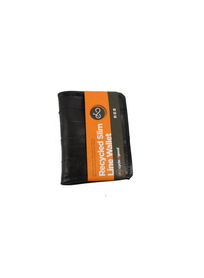 Inner Tube Slimline Brieftasche Recycelt