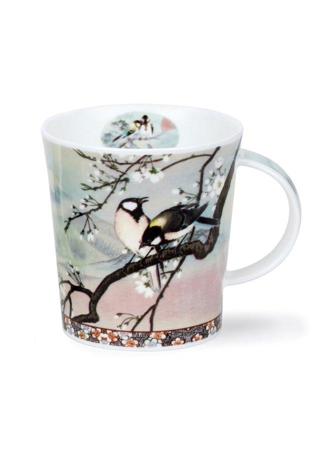 Vogel Ukiyo-E Tasse 113