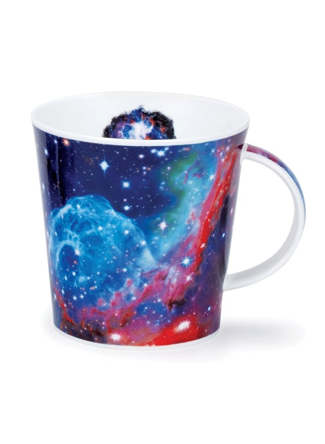 Kosmos Blau Große Tasse 109