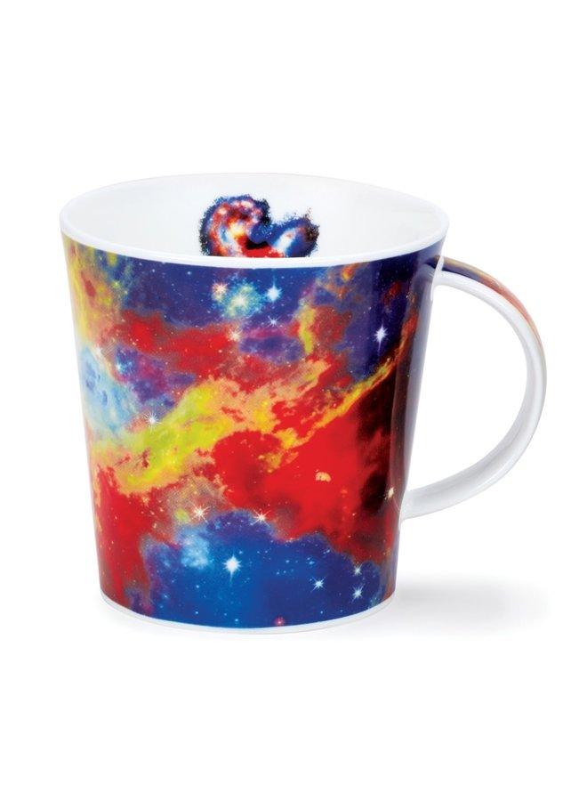 Kosmos Rot Große Tasse 110