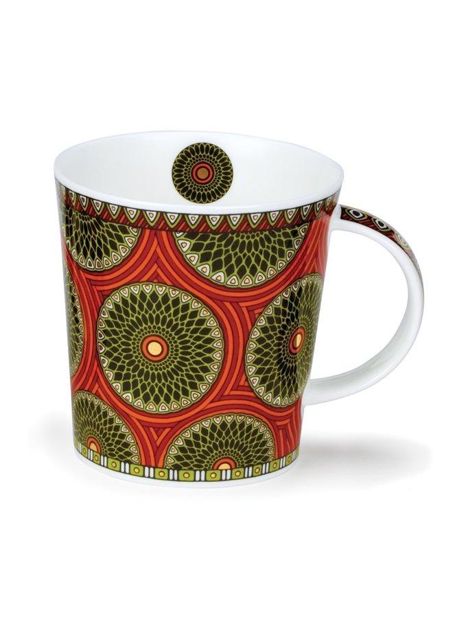 Masai Orange Tasse 117