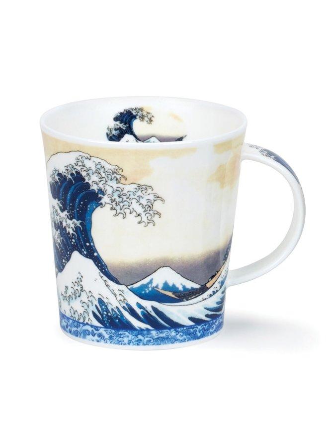 Wave Ukiyo-E Becher 114