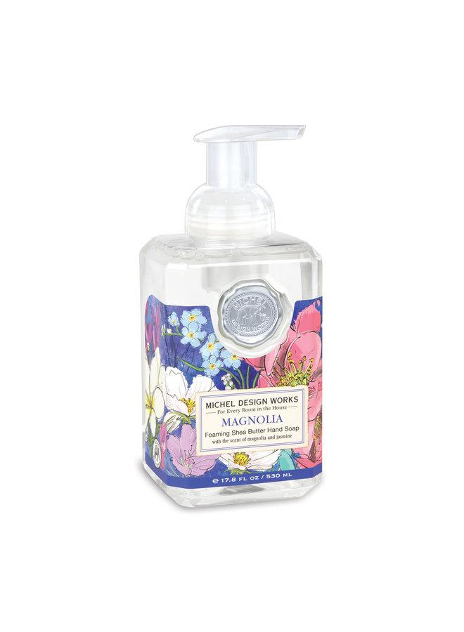 Magnolia Foaming Hand Soap  530ml