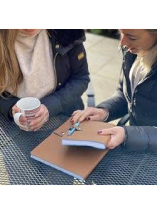 A4 Notebook Pink  55