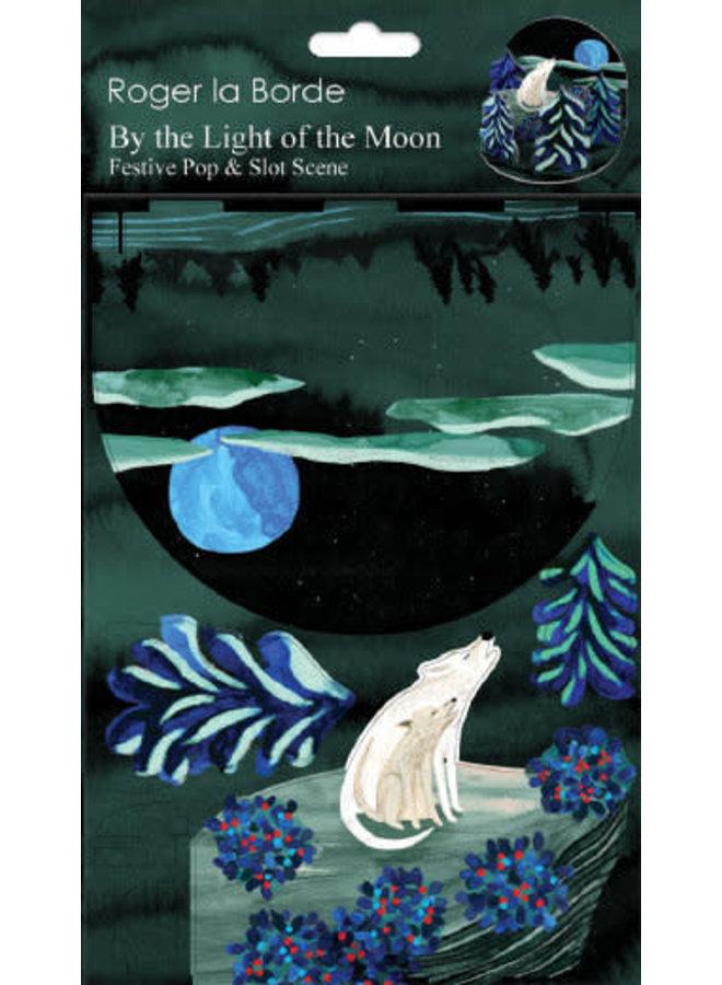 Im Licht des Mondes Festliche Szene