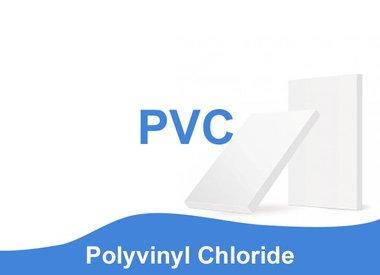 PVC-CAW Platten