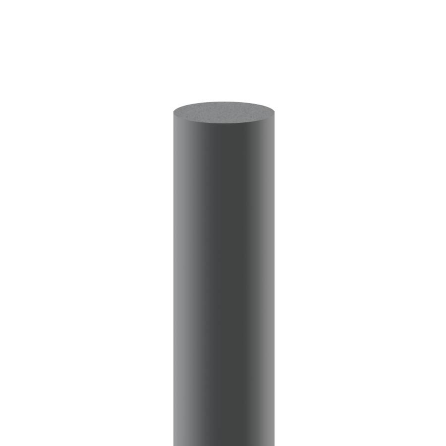 BISKAMI PVC Stab in dunkelgrau