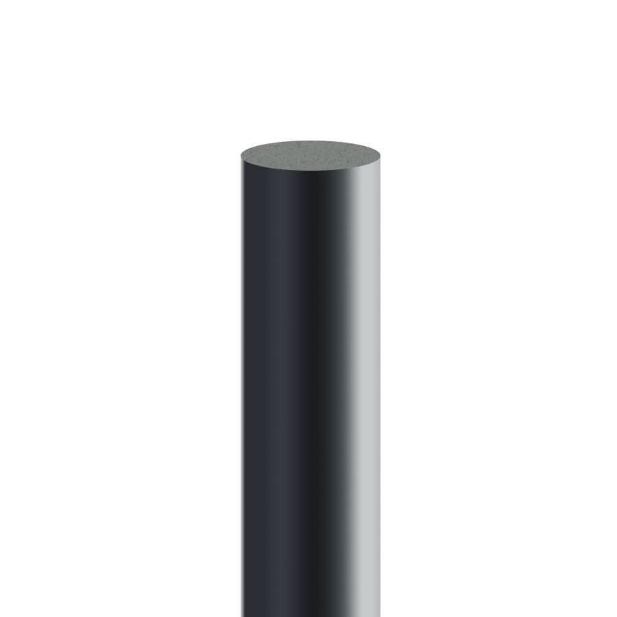 BISKAMI PVC Stab in schwarz