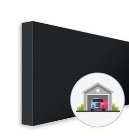 BISKAMI Wandschutz Garage | Schwarz