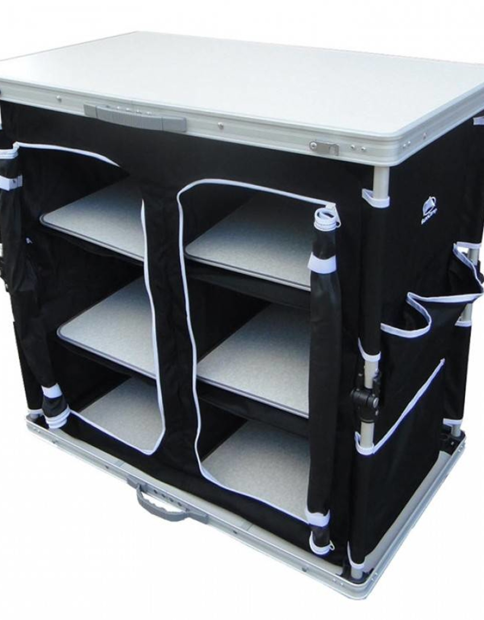 SunnCamp Sunncamp Large Deluxe easy erect camping cupboard