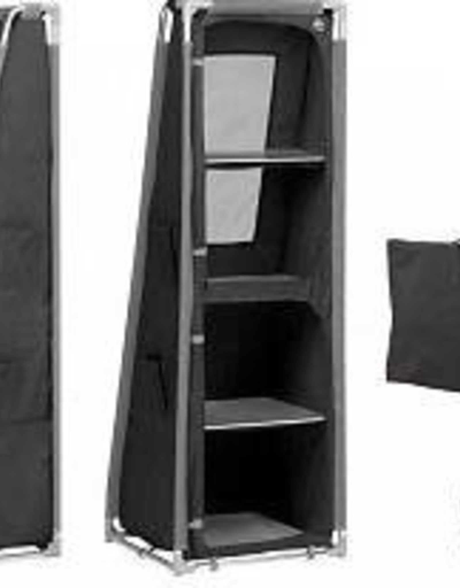 Defa DEFA Slanted cupboard 4 planks Gray