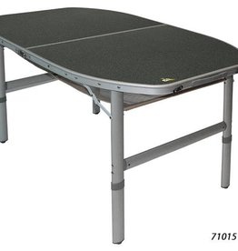 Defa Europe Oval table anthracite