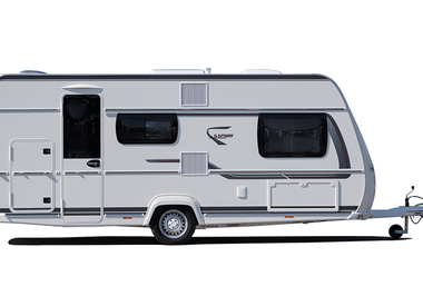 Awnings for caravans