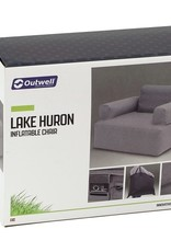 Outwell Lake Huron opblaasbare stoel Outwell