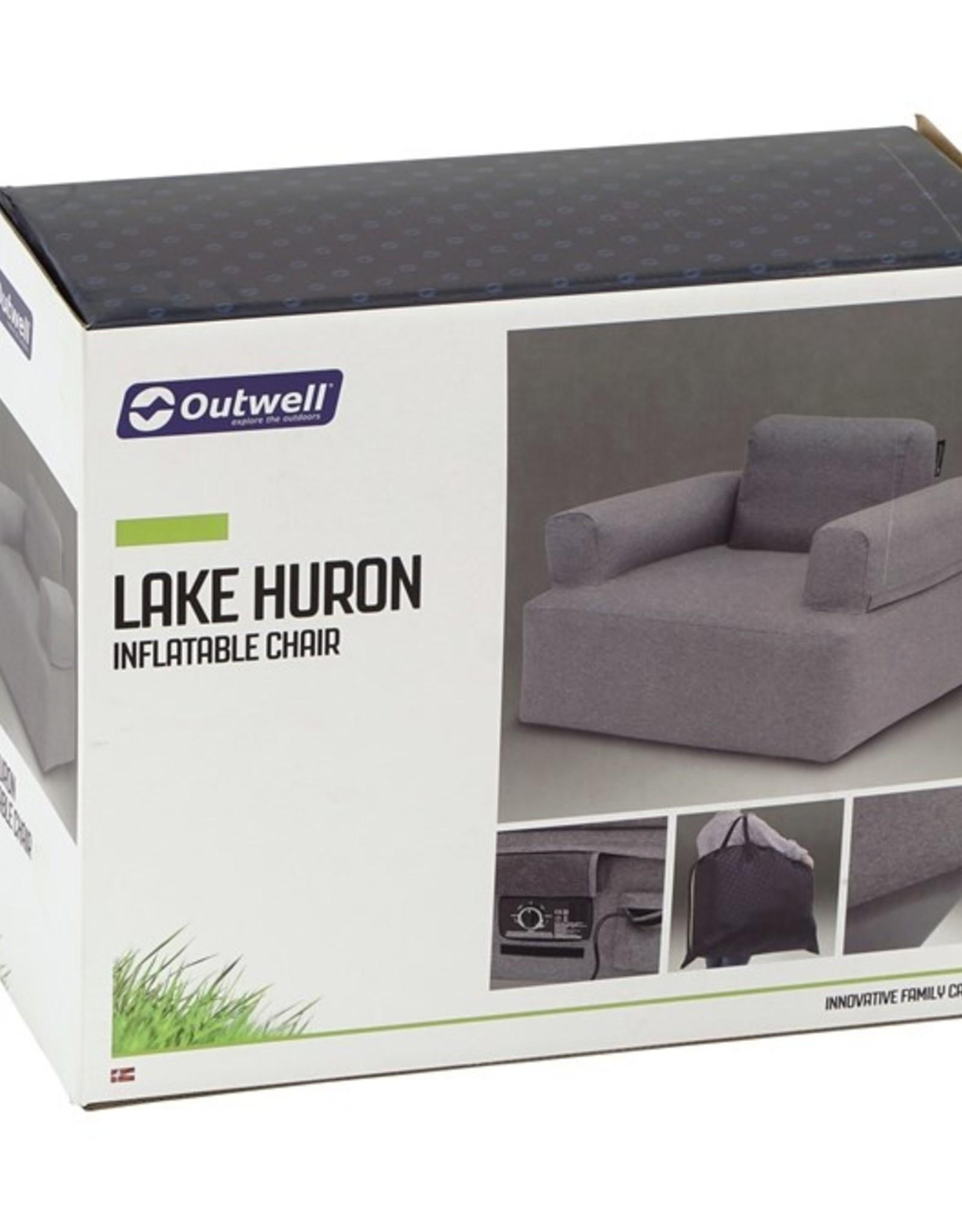Outwell Lake Huron aufblasbarer Stuhl Outwell