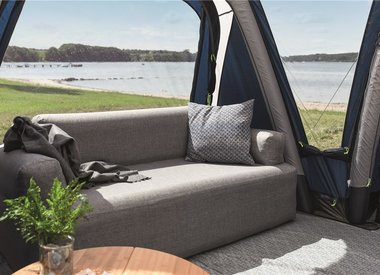 Kaufen Sie den Stil! Aufblasbare Möbel von Outwell