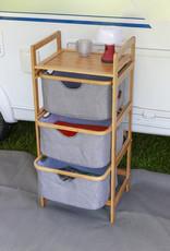 Bo-Camp Selsdon cupboard Urban outdoor collection