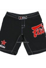 Fairtex AB1 All Sports Board Shorts - Black