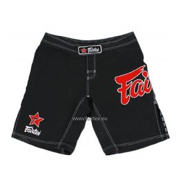 Fairtex AB1 Board Shorts - Black
