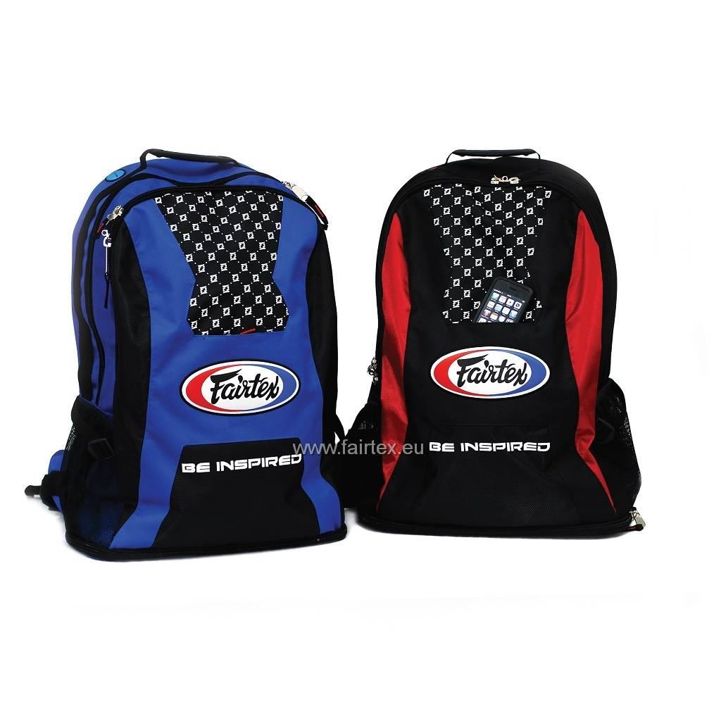 Fairtex BAG4 Fairtex Rucksack - Rot