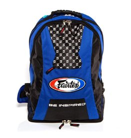 Fairtex BAG4 Fairtex Back Pack - Blue/Black