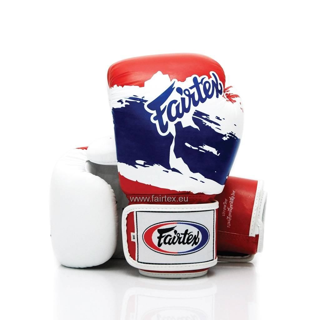 """Fairtex BGV1 """"Thai Pride"""" Limited Edition Handschuhe"""