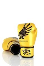 """Fairtex BGV1 """"Falcon"""" Limited Edition Gloves - Gold"""