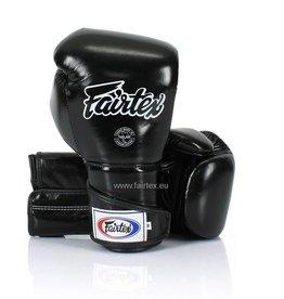 Fairtex BGV6 Stilvolle Sparringhandschuhe - Schwarz