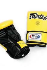 Fairtex TGT7 Cross-Training Boxen & Sandsackhandschuhe - Gelb