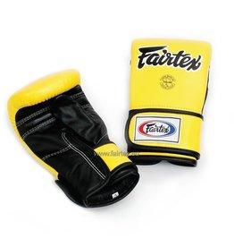 Fairtex TGT7 Bokszakhandschoenen - Geel