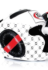 Fairtex HG10 Super Sparring Head Guard - White