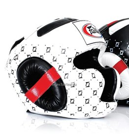 Fairtex HG10 Super Sparring Hoofdbeschermer - Wit