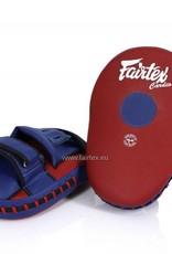 """Fairtex FMV13 """"Maximized"""" Boxpratzen - Rot/Blau"""