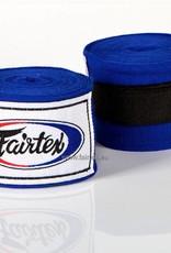 Fairtex HW2 Extra Long Elastic Hand Wraps - Blue